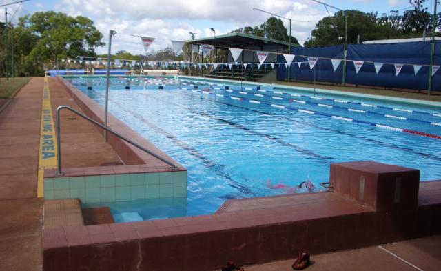 atherton pool closure trc tablelands regional council